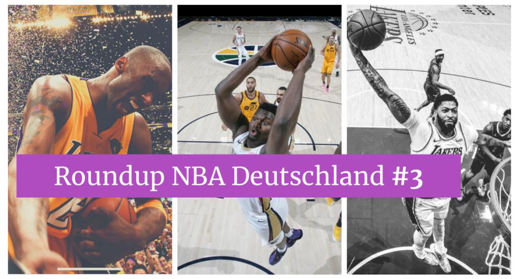 Roundup NBA Deutschland #3