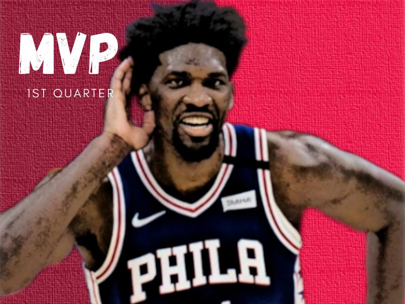 NBA First Quarter Awards MVP
