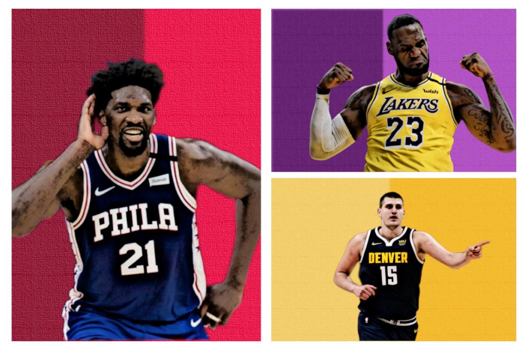 NBA First Quarter Awards