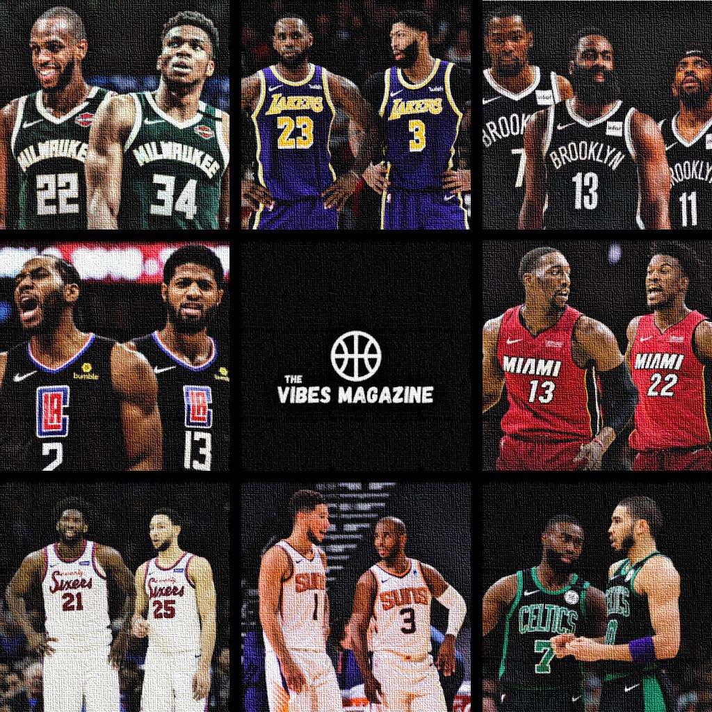 NBA Power Rankings - April Edition