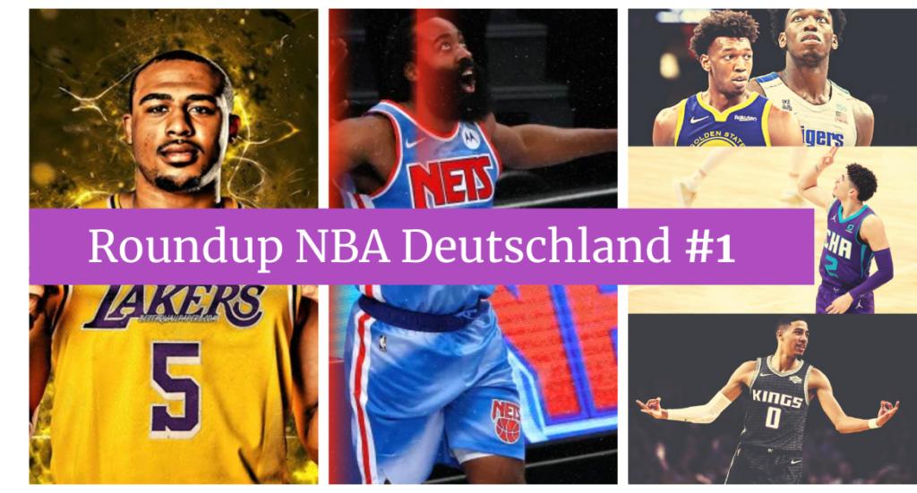 Roundup NBA Deutschland #1