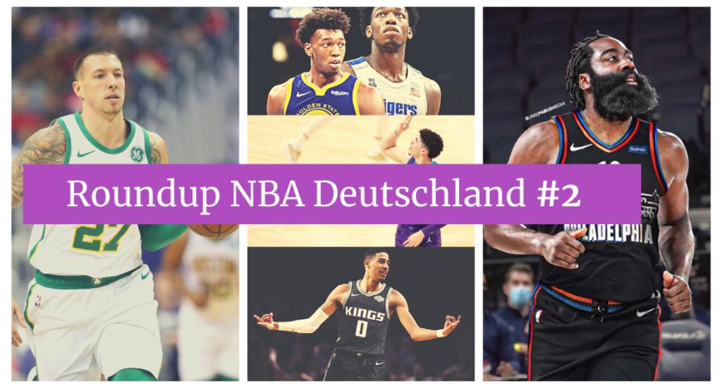 Roundup NBA Deutschland 2