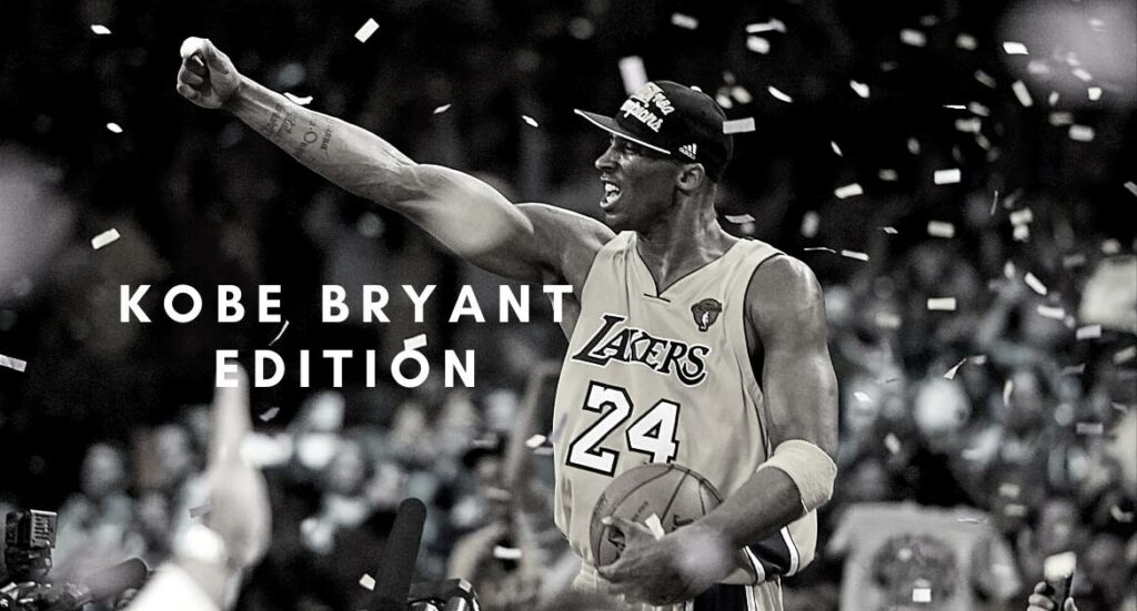 Kobe Bryant Binge Mode