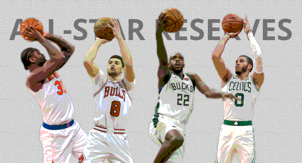 NBA All-Star Reservisten Eastern Conference