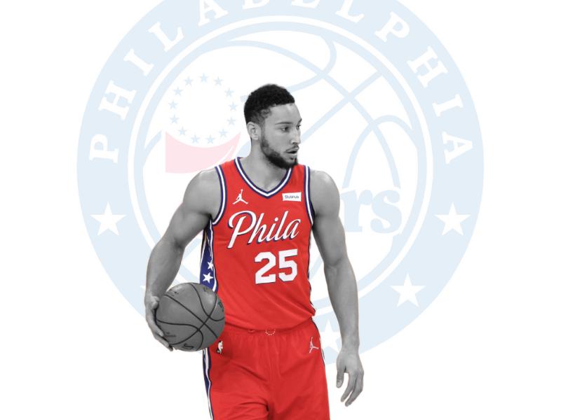 NBA Allstar Starter - Ben Simmons