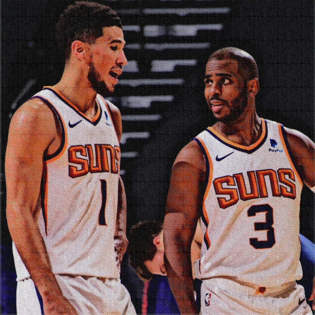 Power Rankings - März 21 Edition / Phoenix Suns