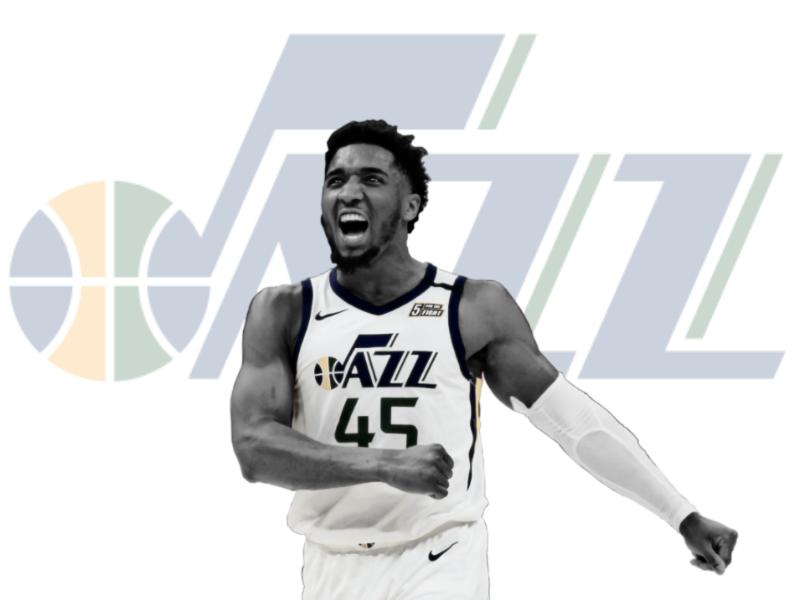NBA Allstar Starter - Donovan Mitchell