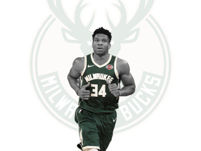 NBA Allstar Starter - Giannis Antetokounmpo