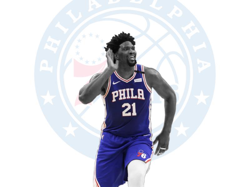 NBA Allstar Starter - Joel Embiid