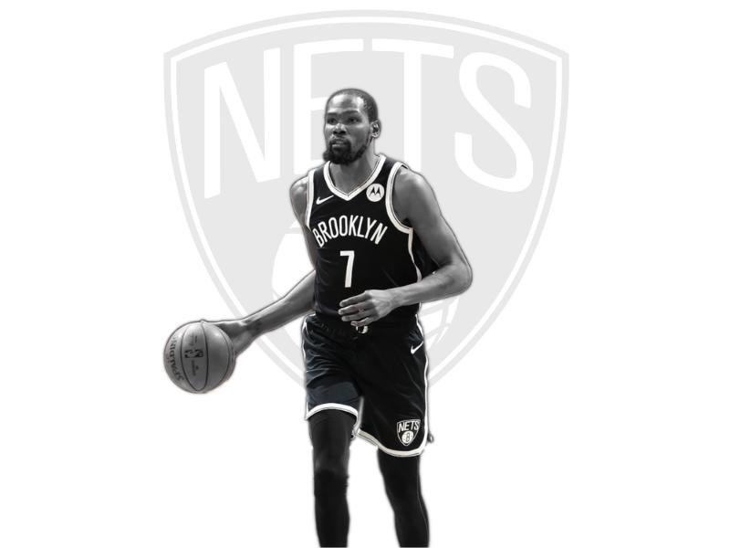 NBA Allstar Starter - Kevin Durant