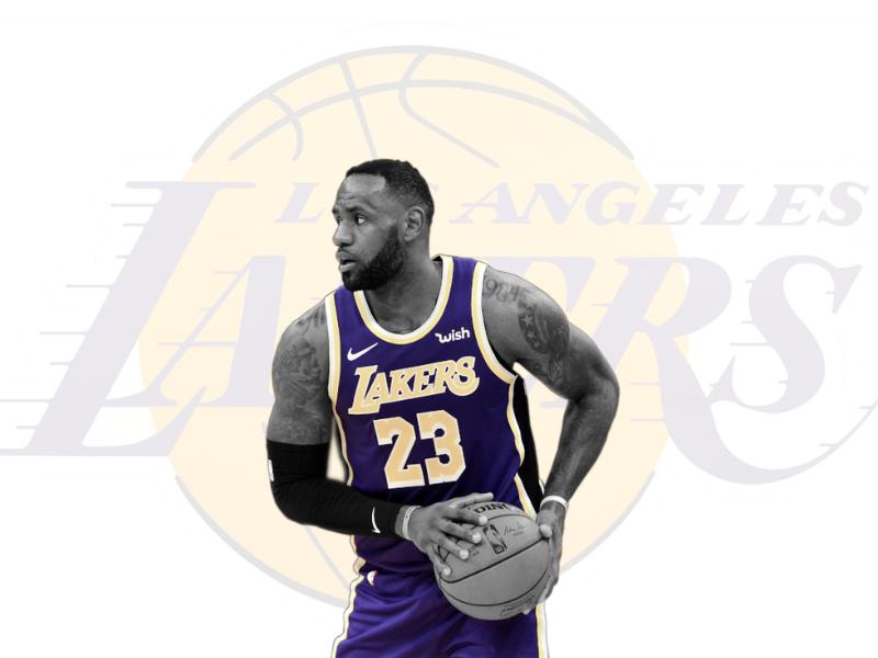 NBA Allstar Starter - Lebron James
