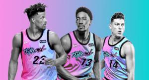Miami Heat auf dem Weg zur Bubble Form