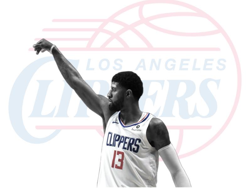 NBA Allstar Starter - Paul George