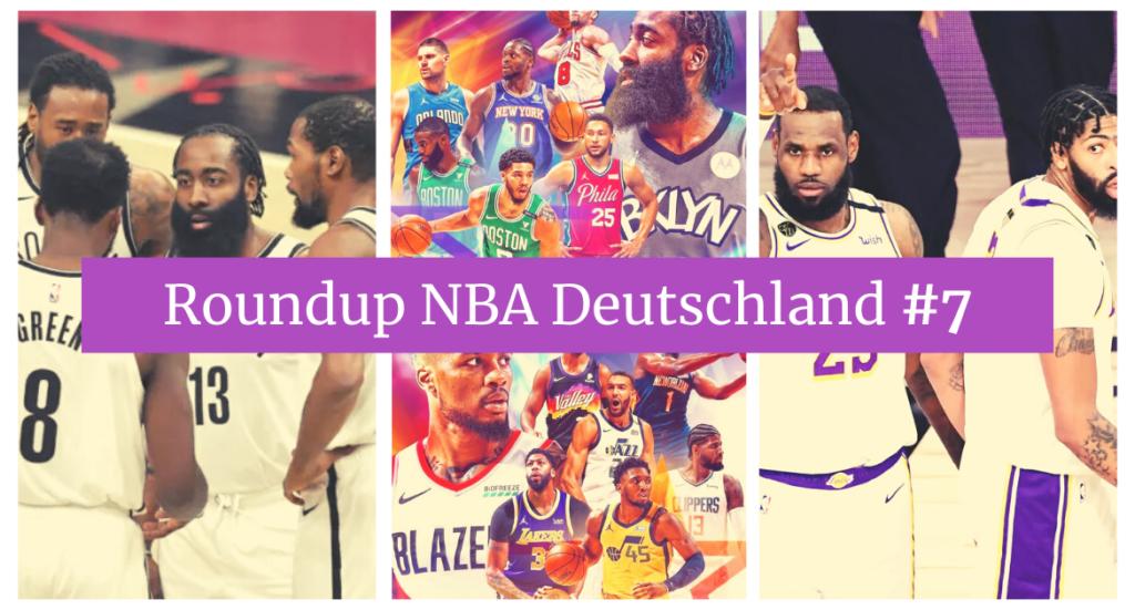 Roundup NBA Deutschland 7