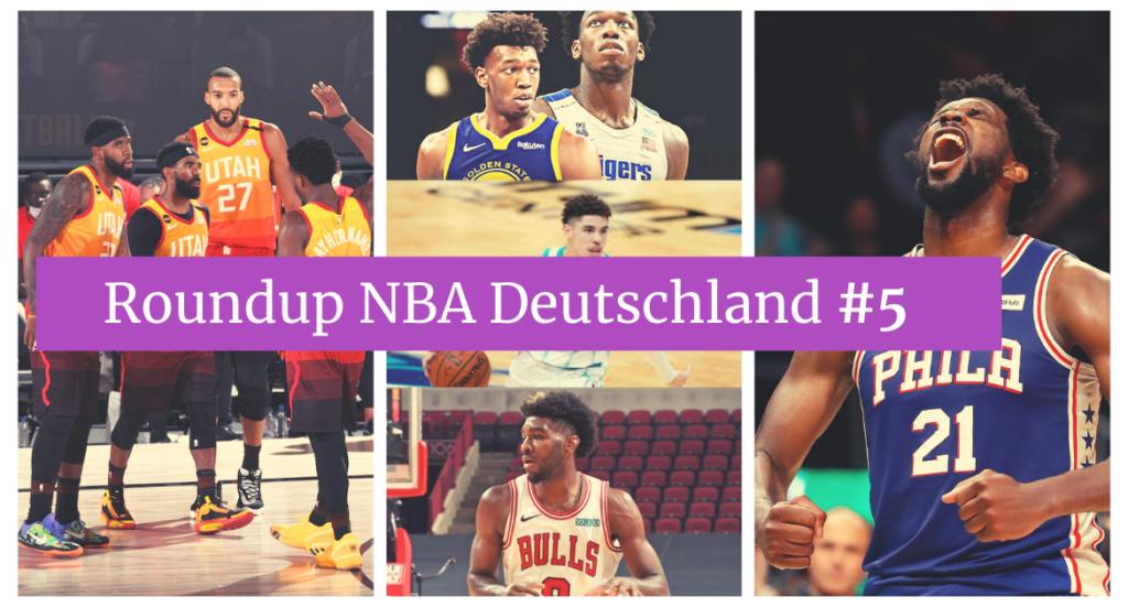 Roundup NBA Deutschland - 5