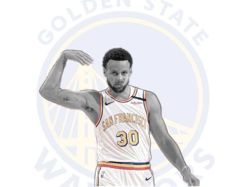 NBA Allstar Starter - Steph Curry
