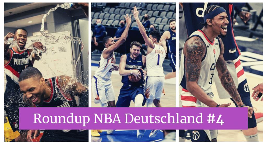 Roundup NBA Deutschland #4
