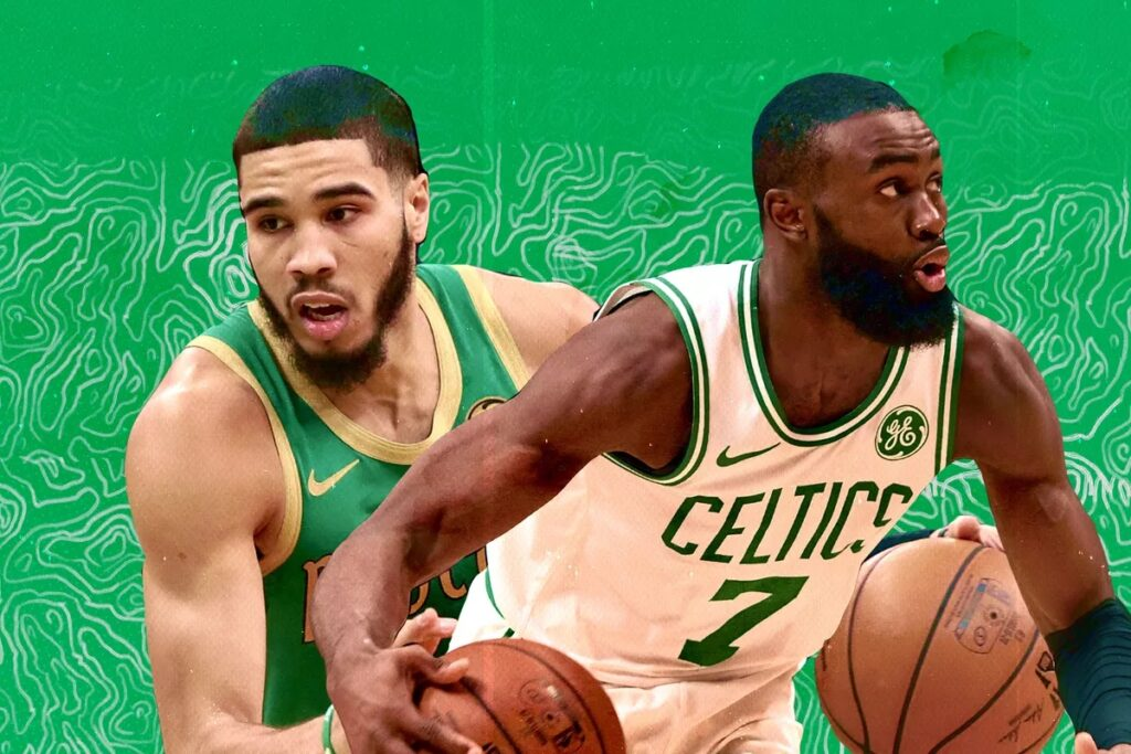 Boston Celtics - Tatum & Brown