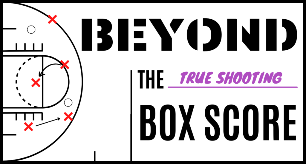 Beyond the Box Score - True Shooting Percentage