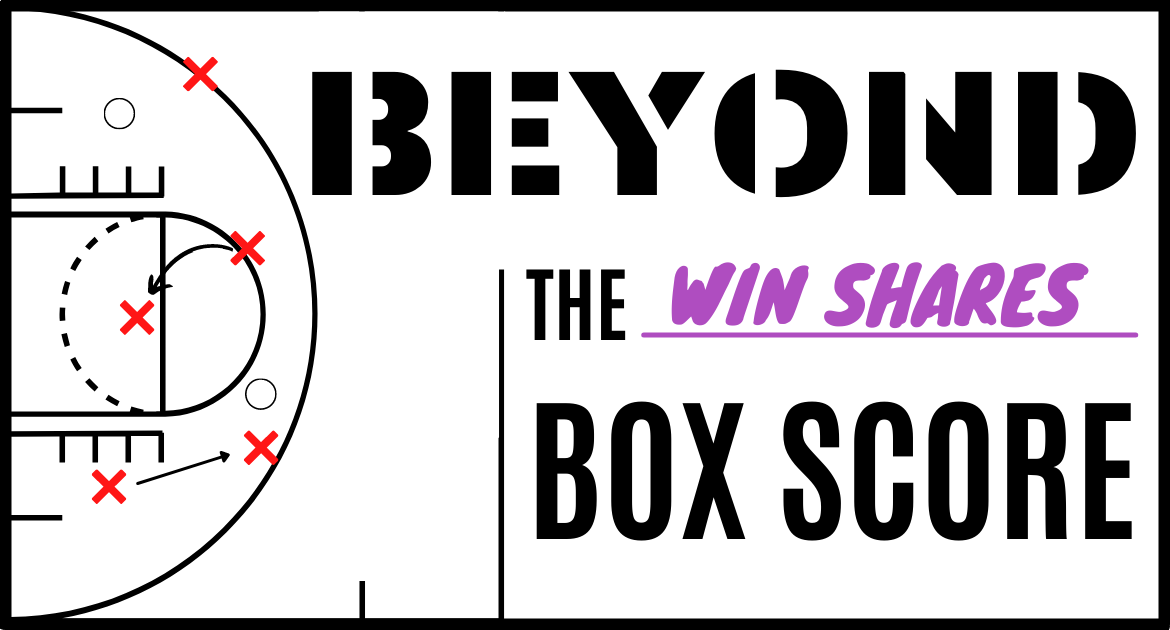 Beyond the Box Score Win Shares Banner