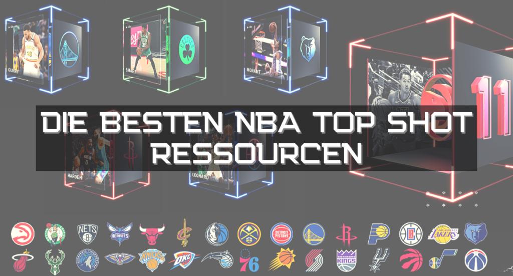 Die besten NBA Top Shot Ressourcen Slider