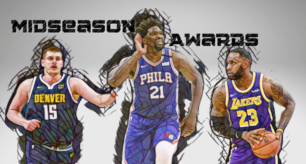 NBA Midseas-Awards