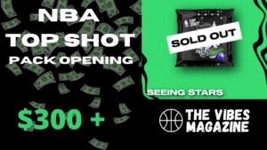 $300+ GEWINN | NBA TOP SHOT | PACK OPENING SEEING STARS