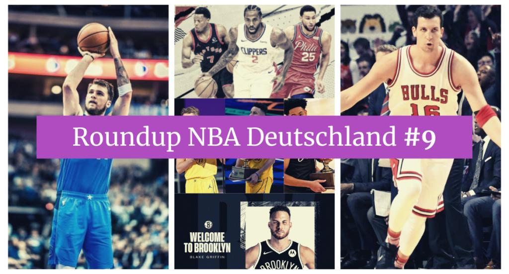Roundup NBA Deutschland #9