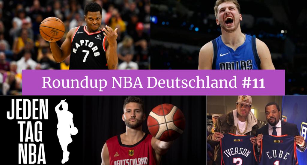 Roundup NBA Deutschland #11