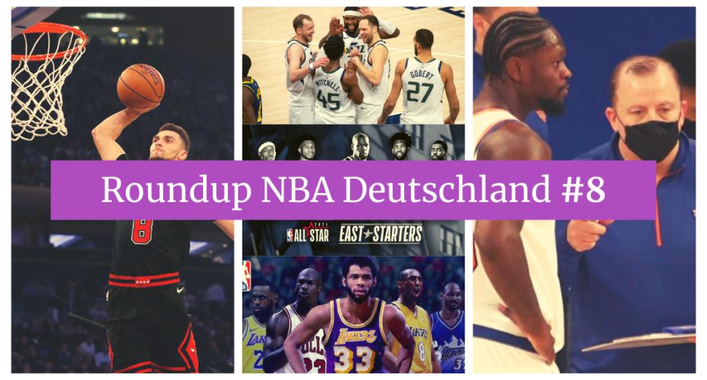 Roundup NBA Deutschland 8