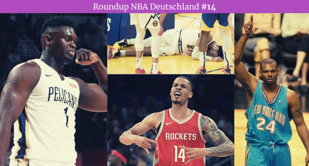Roundup NBA Deutschland #14