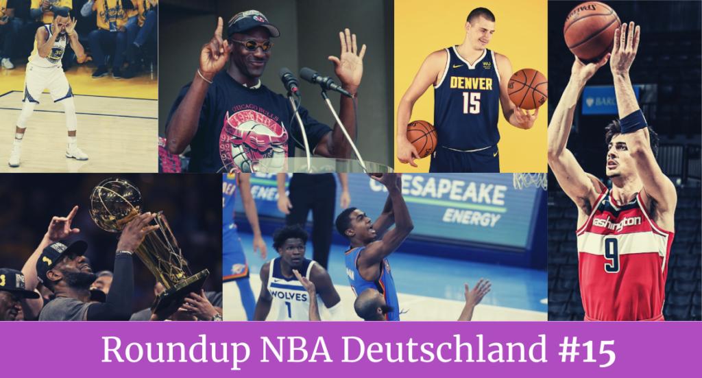 Roundup NBA Deutschland #15