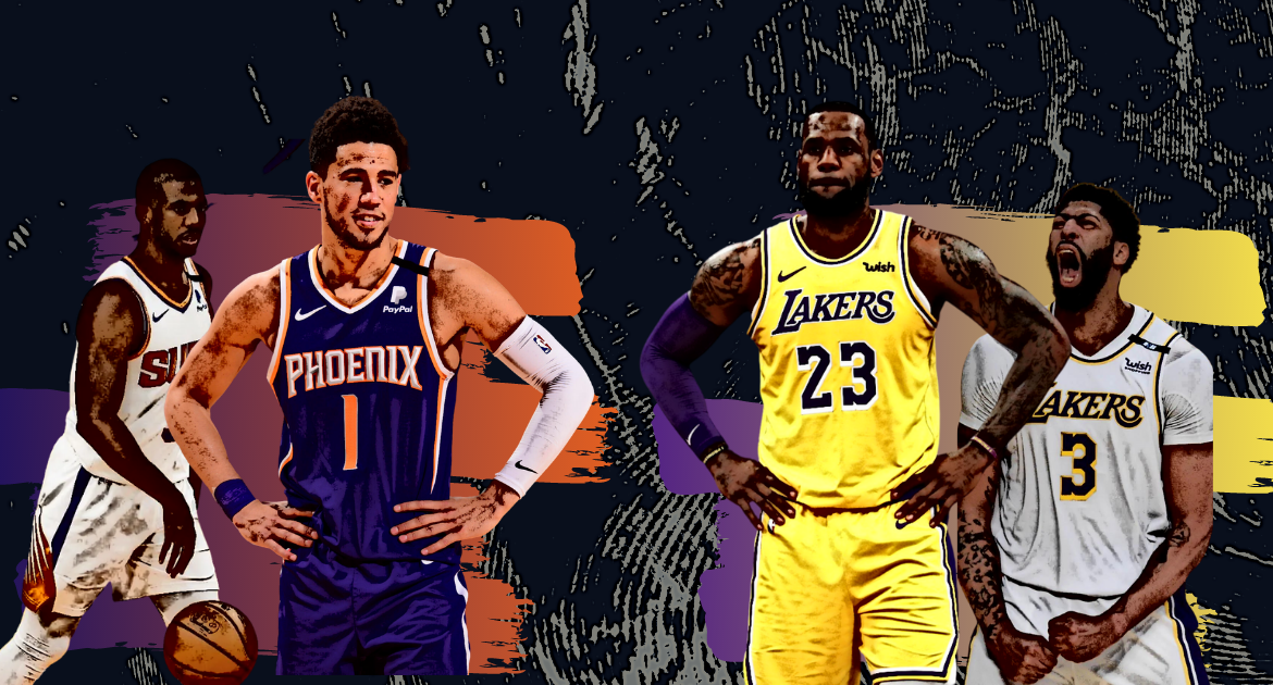 NBA Playoffs 2021 - Preview Suns vs. Lakers