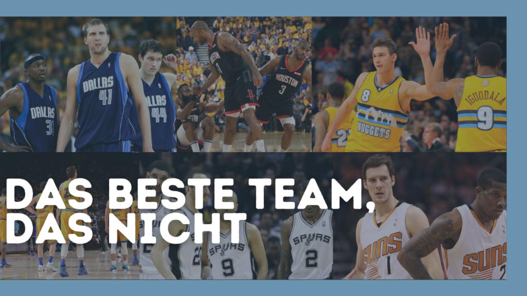 Das beste NBA Team, das nicht / YouTube