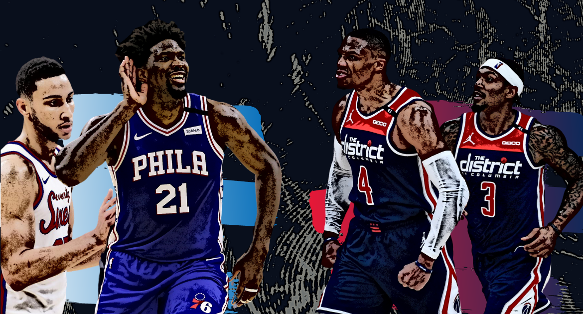 NBA Playoffs 2021 - Preview Sixers vs. Wizards