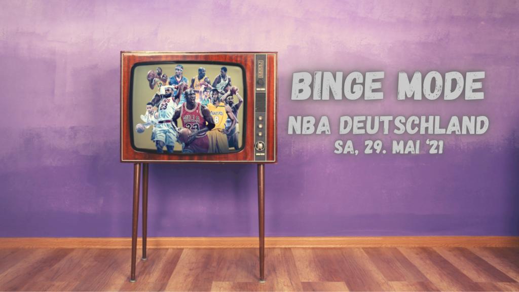 NBA Binge Mode 529