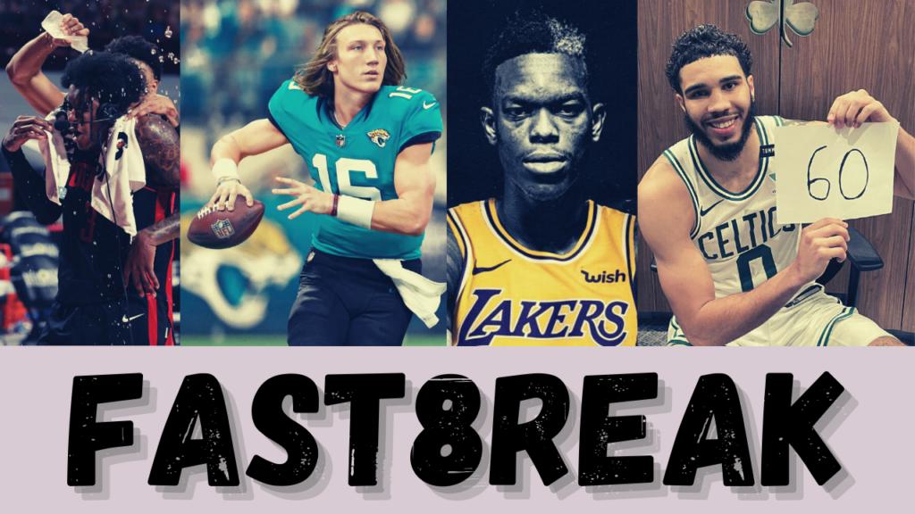 NBA Fastbreak - 2. Mai