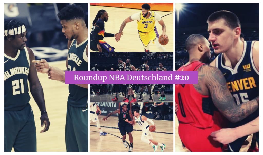 Roundup NBA Deutschland #20