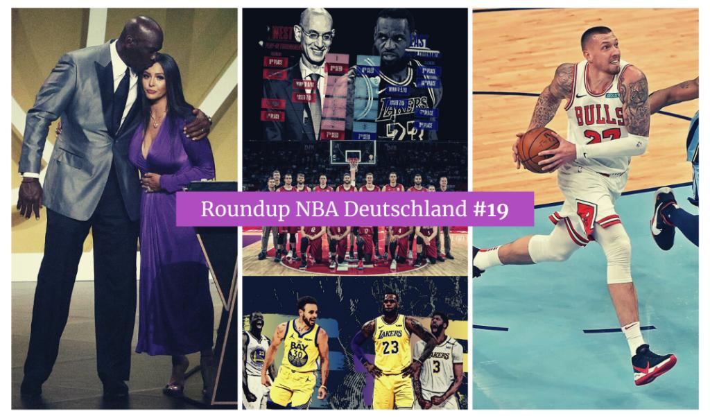 Roundup NBA Deutschland #19