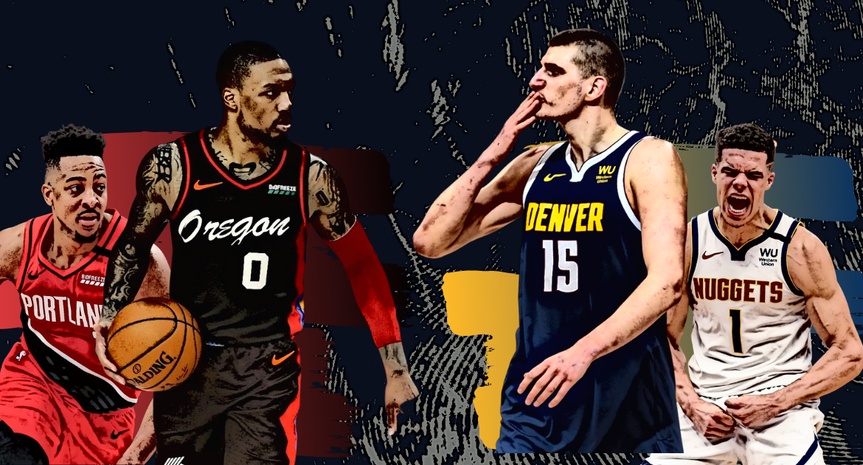 NBA Playoffs 2021 - Preview Nuggets (3) vs. Trailblazers (6)