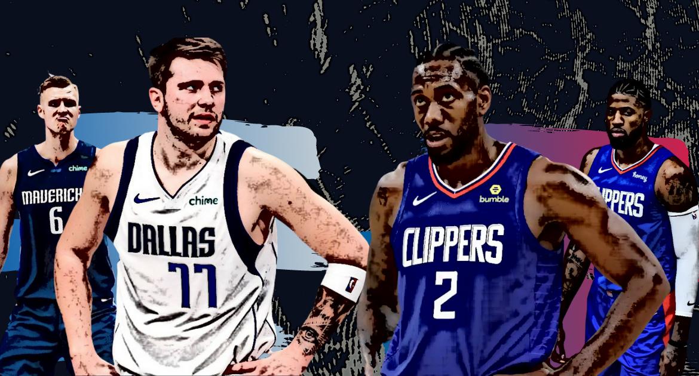 NBA Playoffs 2021 - Preview Clippers vs. Mavericks