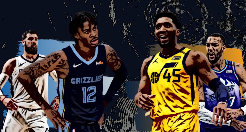 NBA Playoffs 2021 - Preview Jazz vs. Grizzlies