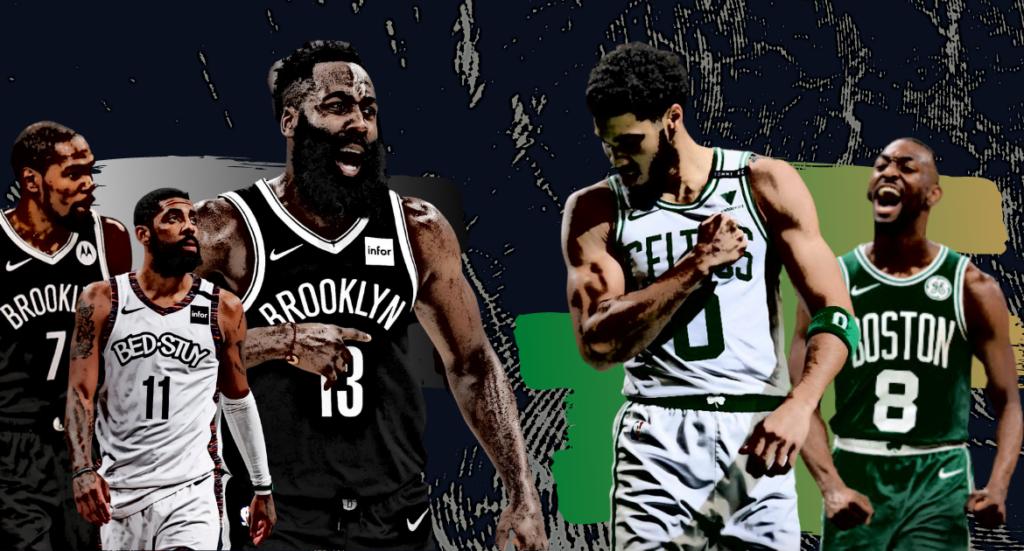 NBA Playoffs 2021 - Preview Nets vs. Celtics
