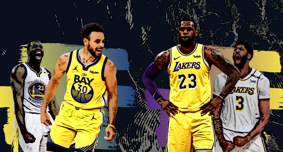 Play-In Preview - Lakers vs. Warrios