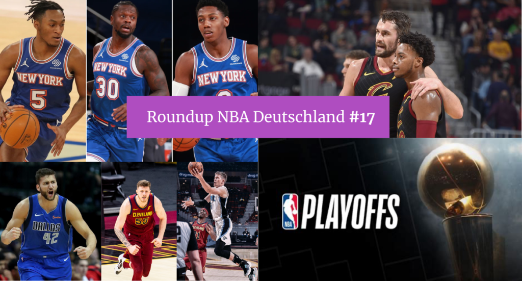 Roundup NBA Deutschland - 17