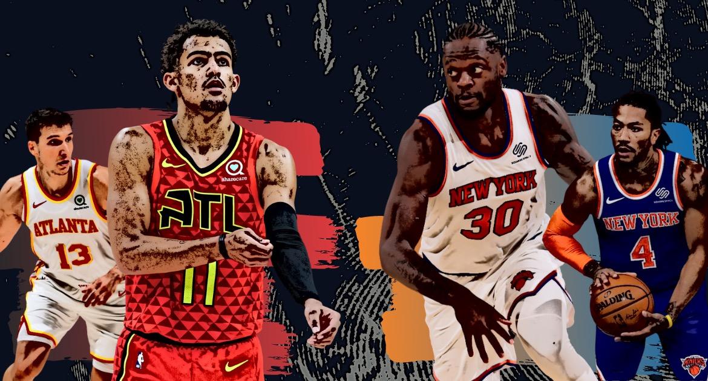 NBA Playoffs 2021 - Preview Knicks vs. Hawks