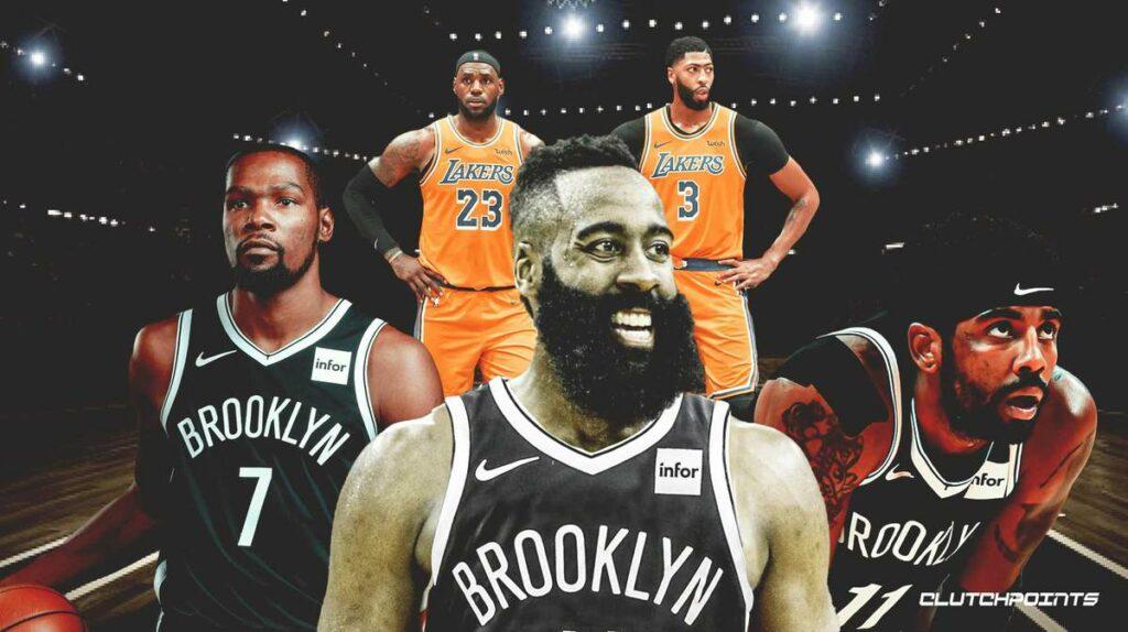 Nets Lakers
