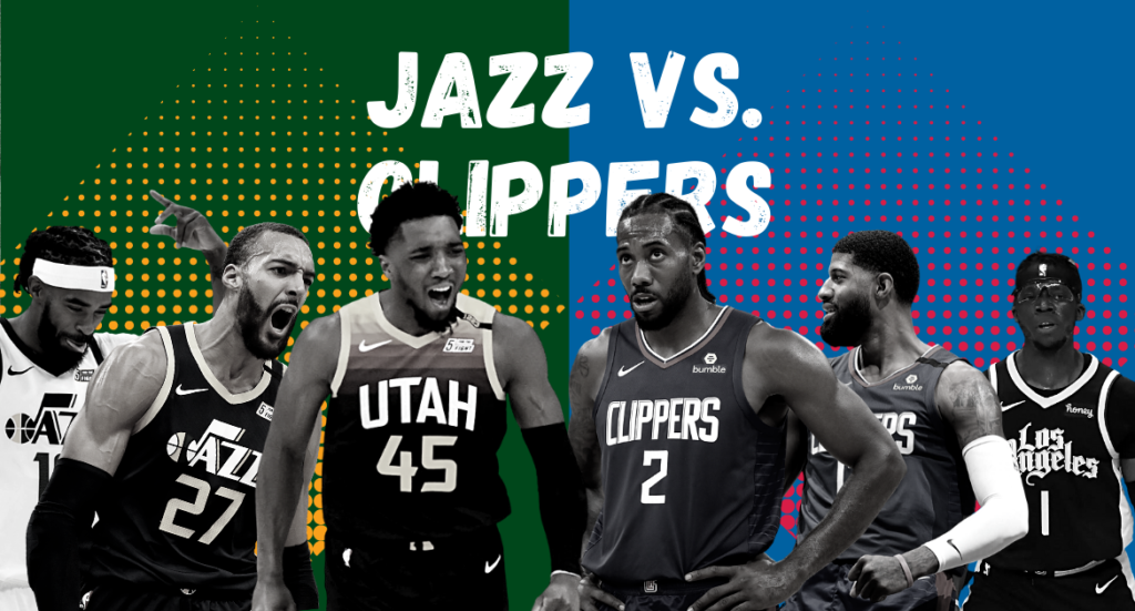 NBA Playoffs Preview Utah Jazz vs. Los Angeles Clippers