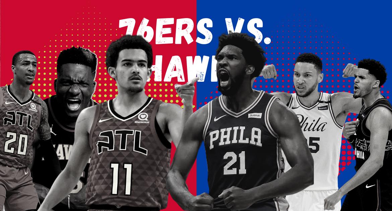 NBA Playoffs Preview Philadelphia 76ers vs. Atlanta Hawks
