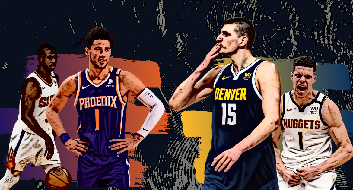 NBA Playoffs 2021 - Preview Suns Nuggets